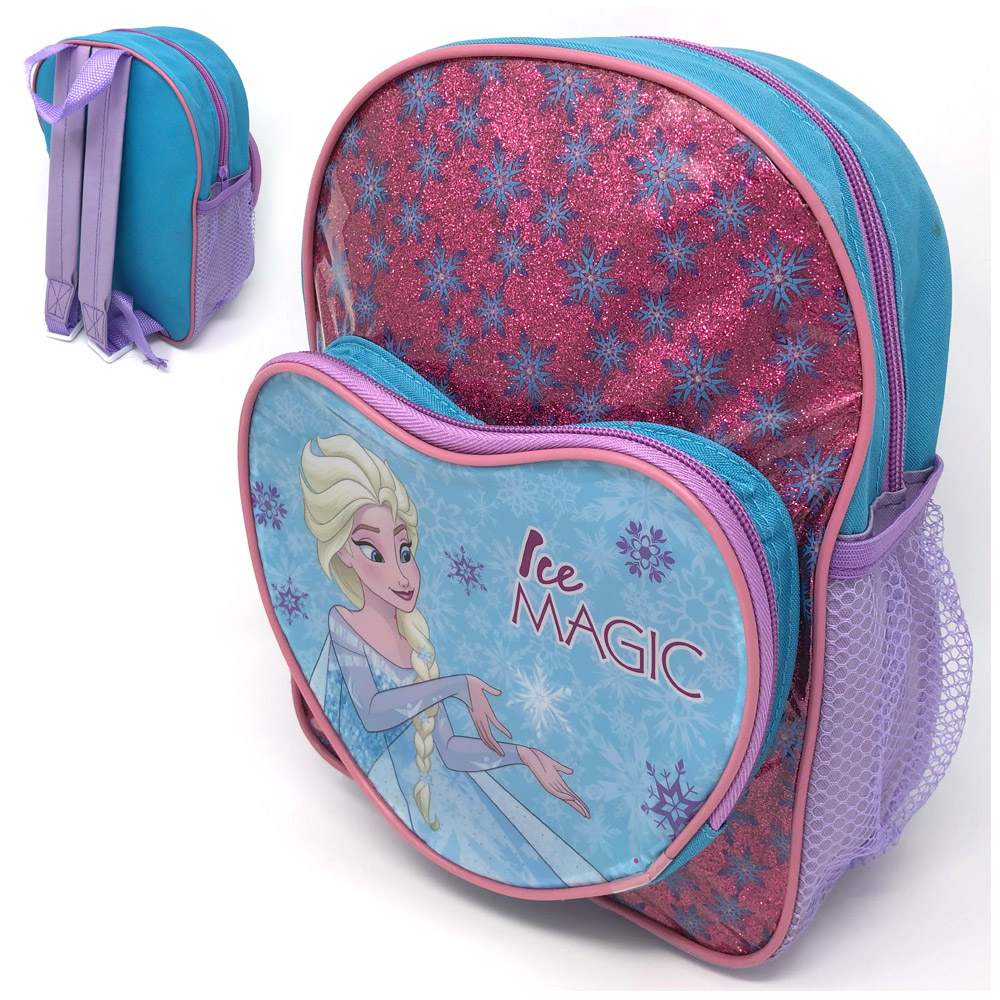 Frozen Backpack with front Pocket