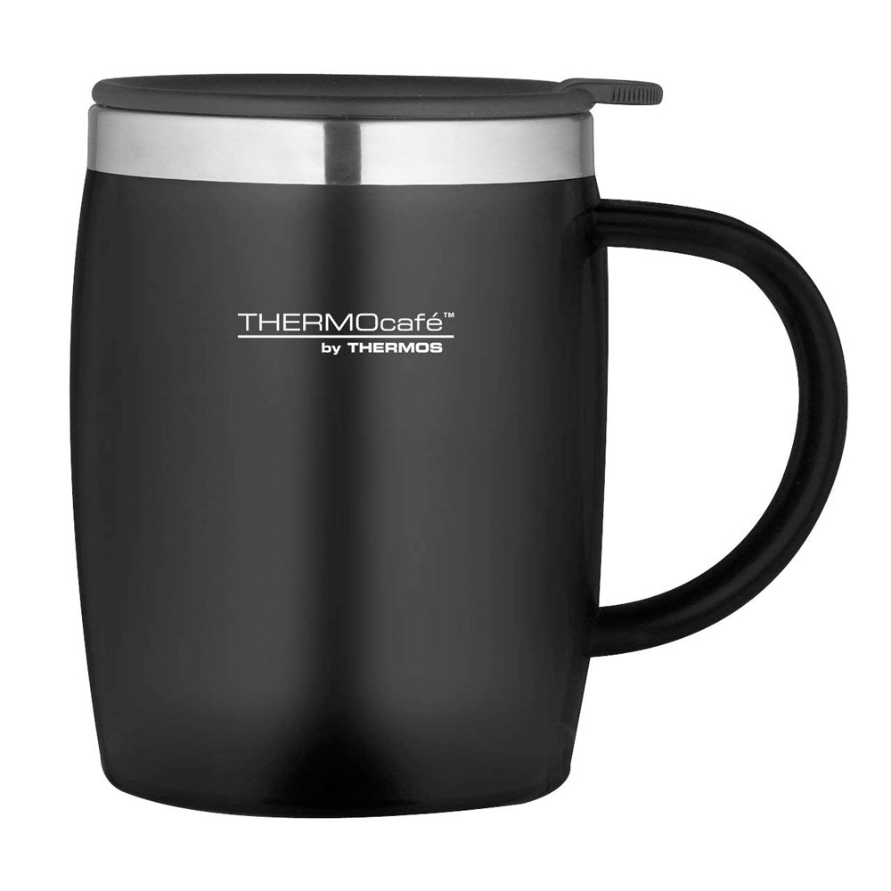 Thermos ThermoCafé Soft Touch Desk Mug 450ml