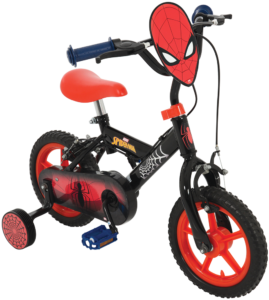 "Spiderman 12"" Bike"