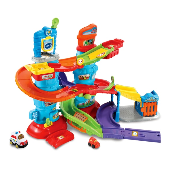 Vtech Toot-Toot Drivers® Police Patrol Tower
