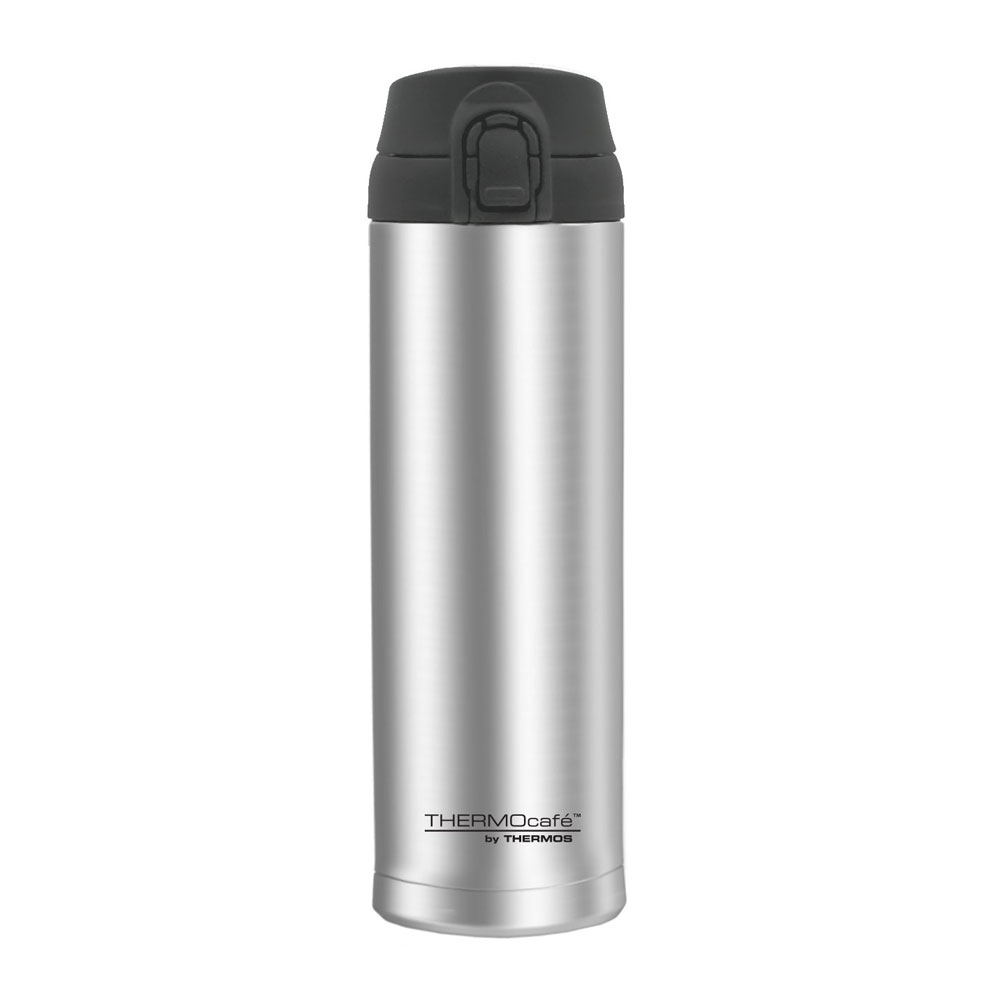 Thermos ThermoCafé Direct Drink Flask 480ml Stainless Steel