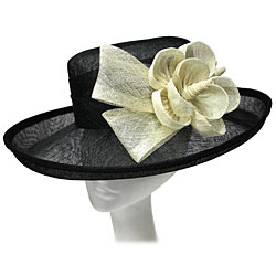 Sinnamay Ladies Hat with Fashion Bow