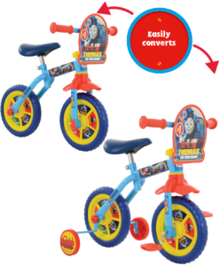 "Thomas & Friends 2-in-1 10"" Training Bike"