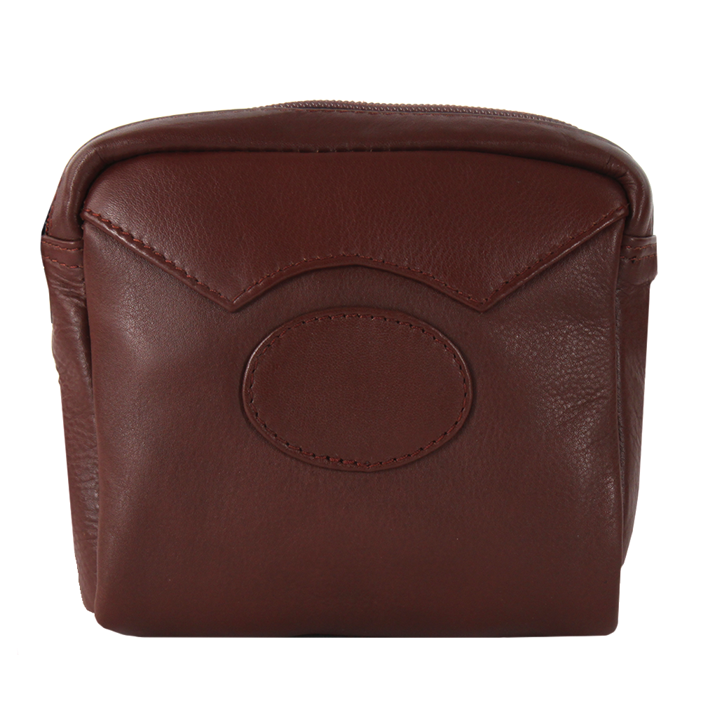 Le Sabbi Waxed Leather Bag