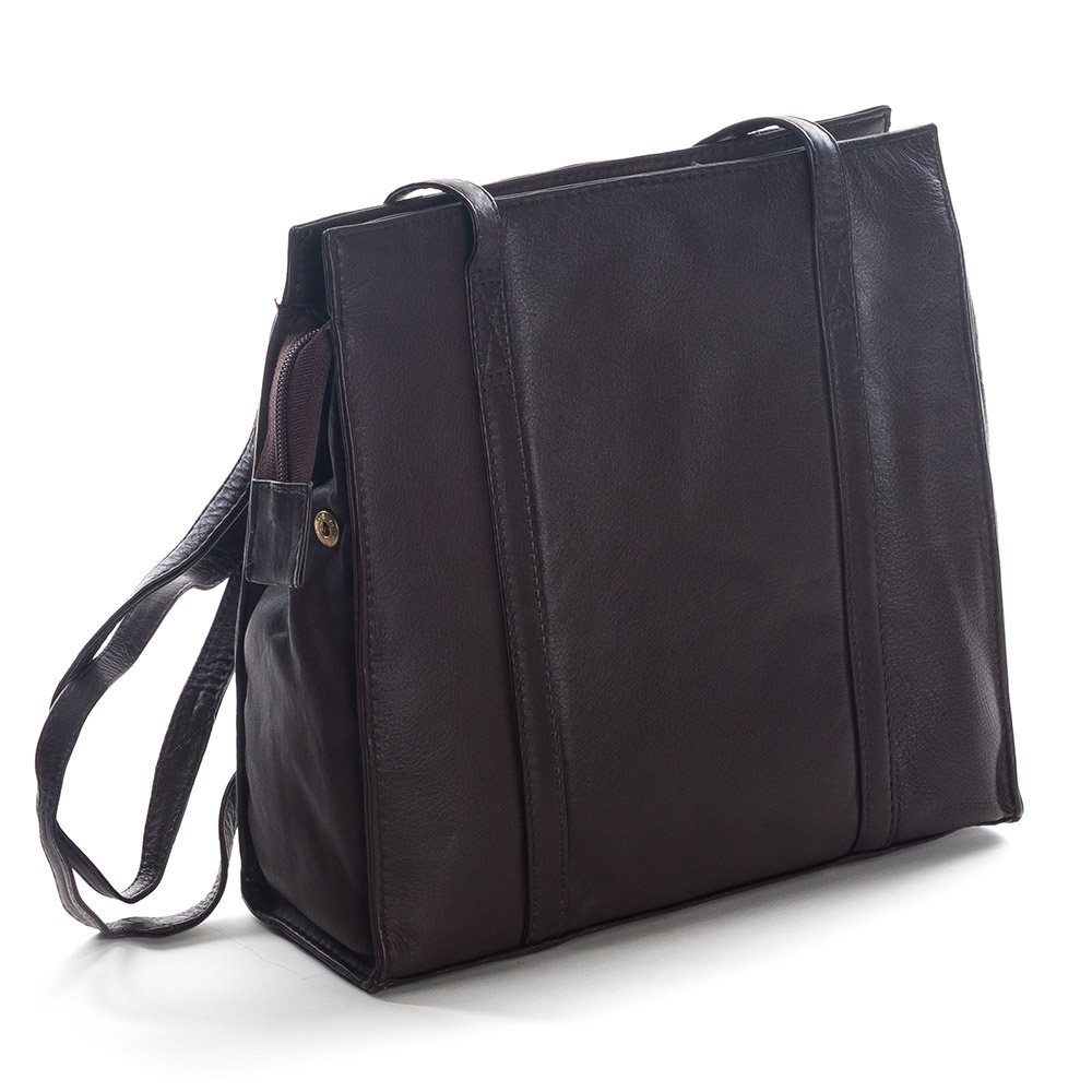 Le Sabbi Leather Shopper