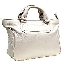 Le Sabbi Leather Handbag