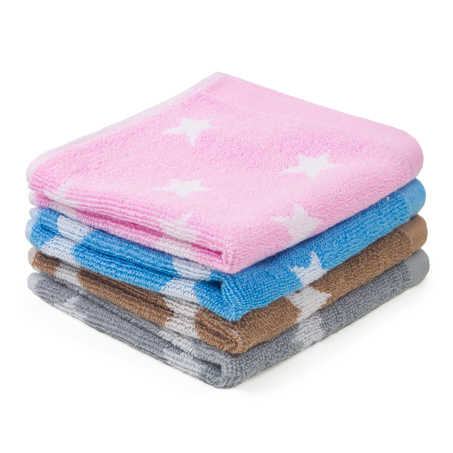 Go West Star Jacquard Towels
