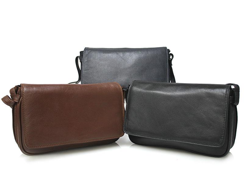 Alami - Cross Body Bags Le Sabbi Soft Leather Bag