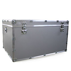 Italian Aluminum Trunks
