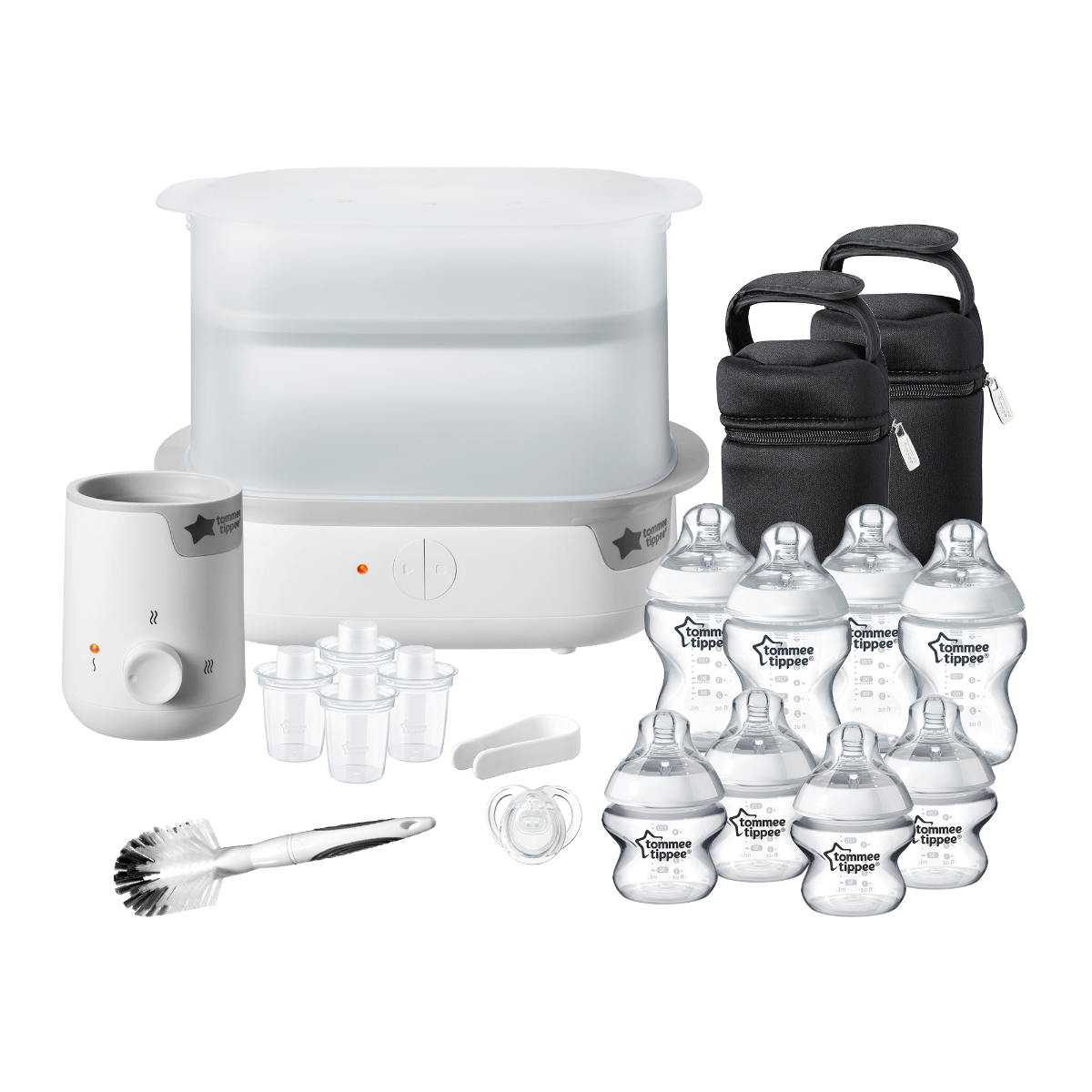 Tommee Tippee Closer to Nature Complete Feeding Set