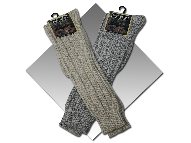 Country Long Boot Socks