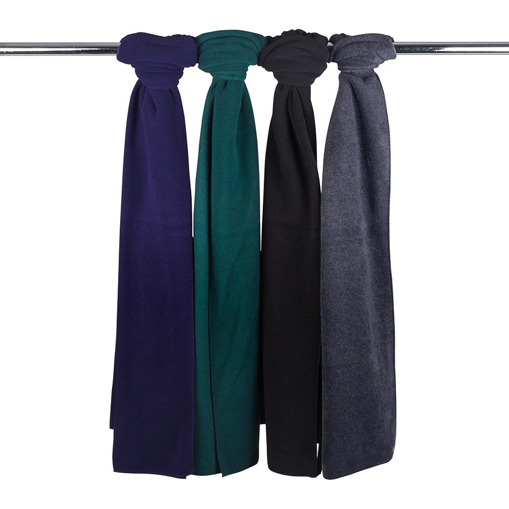 Adults Micro Fleece Scarves