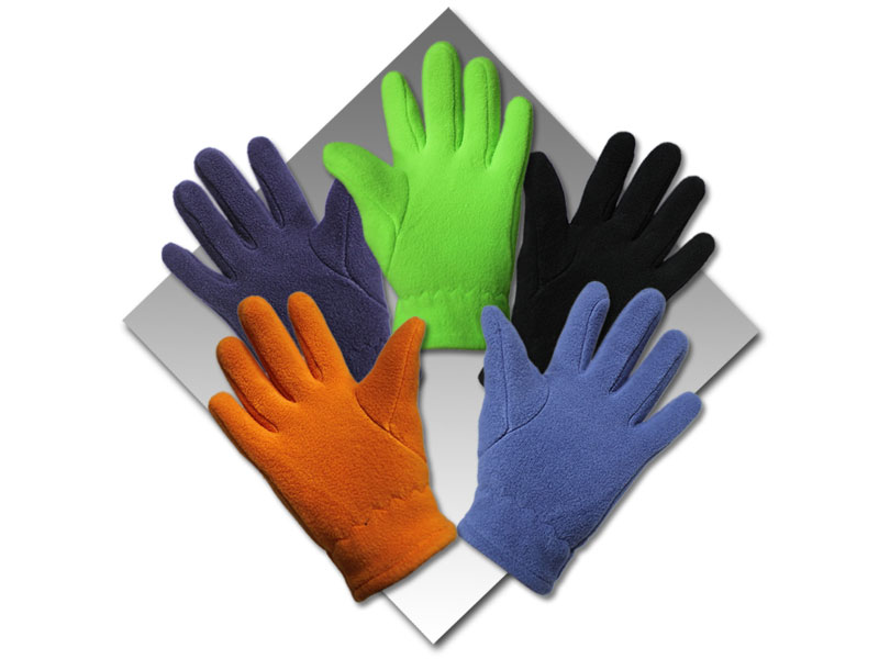 Children's Micro Fleece Gloves