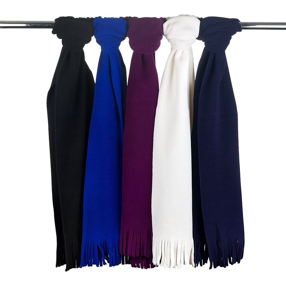 Ladies Micro Fleece Scarves