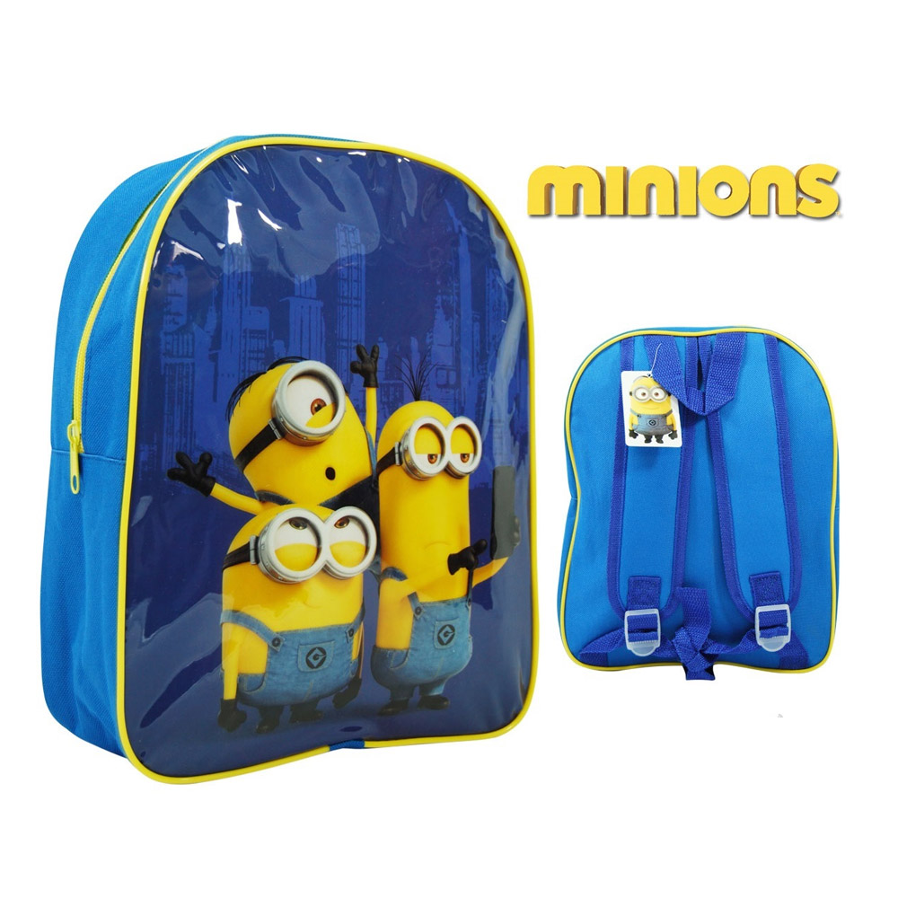 Minions Junior Backpack