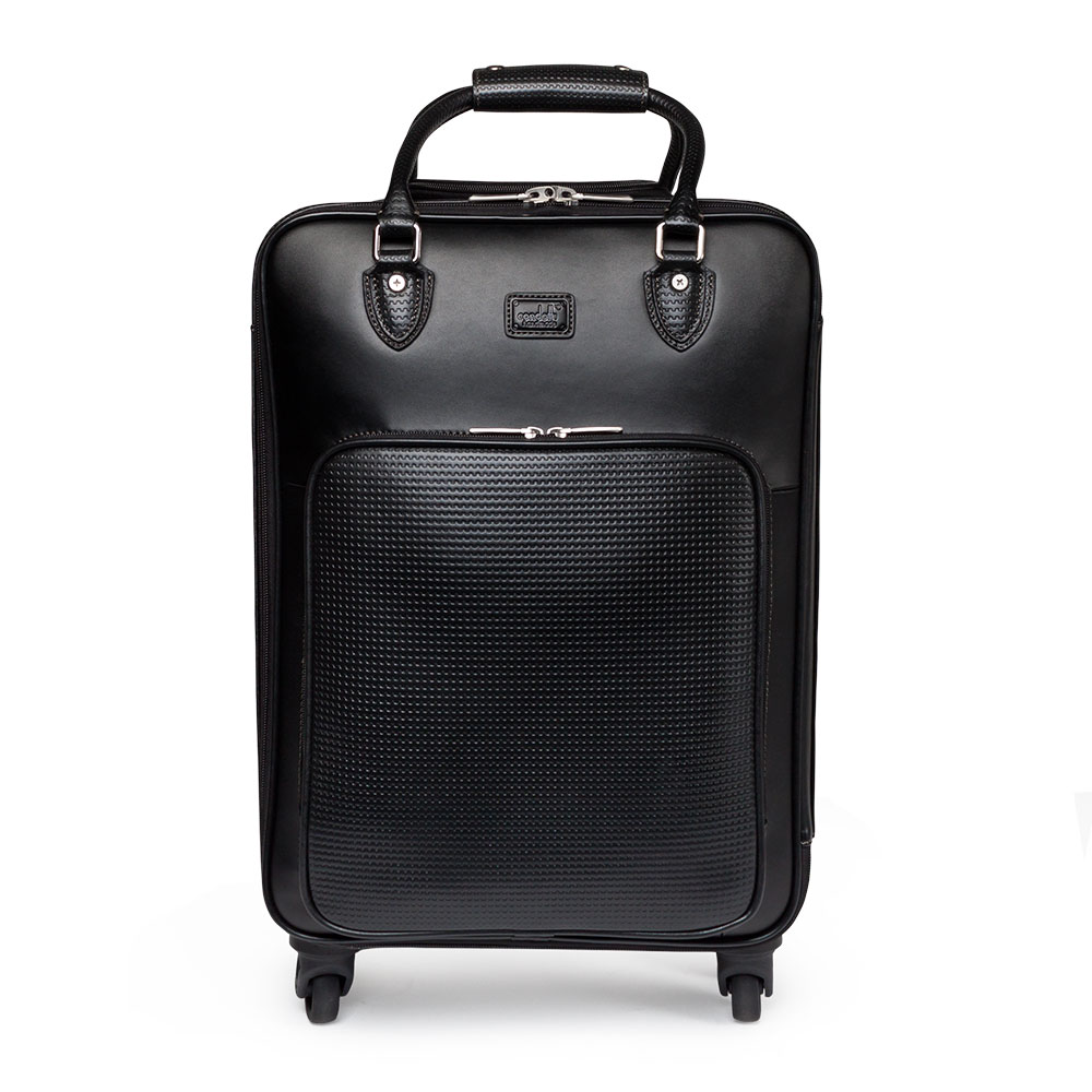 Condotti 4 Wheel Carry Trolley Case