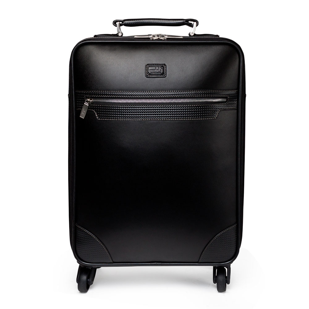 Condotti 4 Wheel Trolley Case
