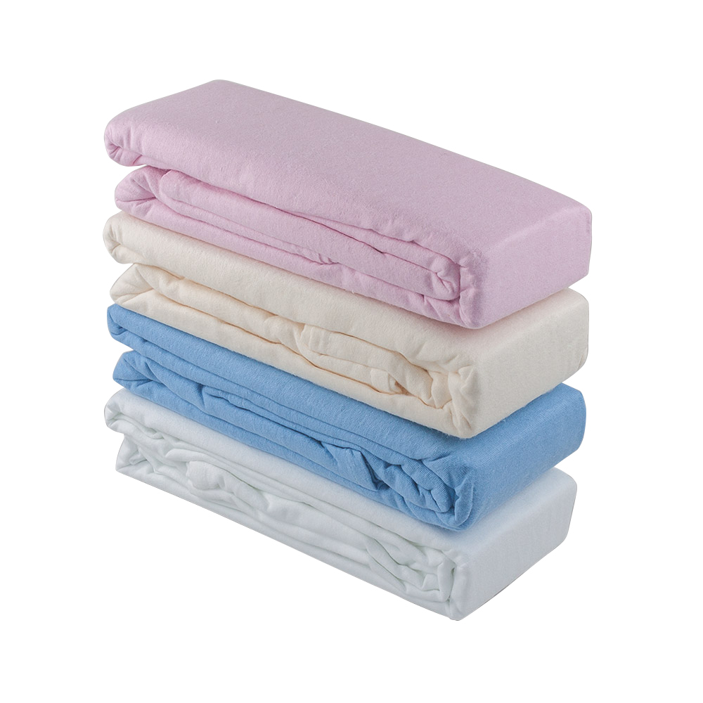 Junior Joy Cot Flannelette Sheet