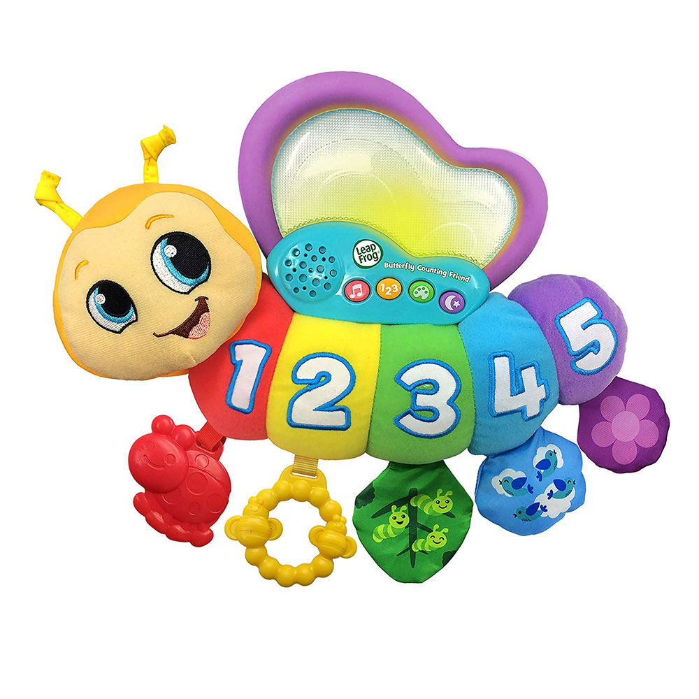 LeapFrog Counting and Colours Butterfly