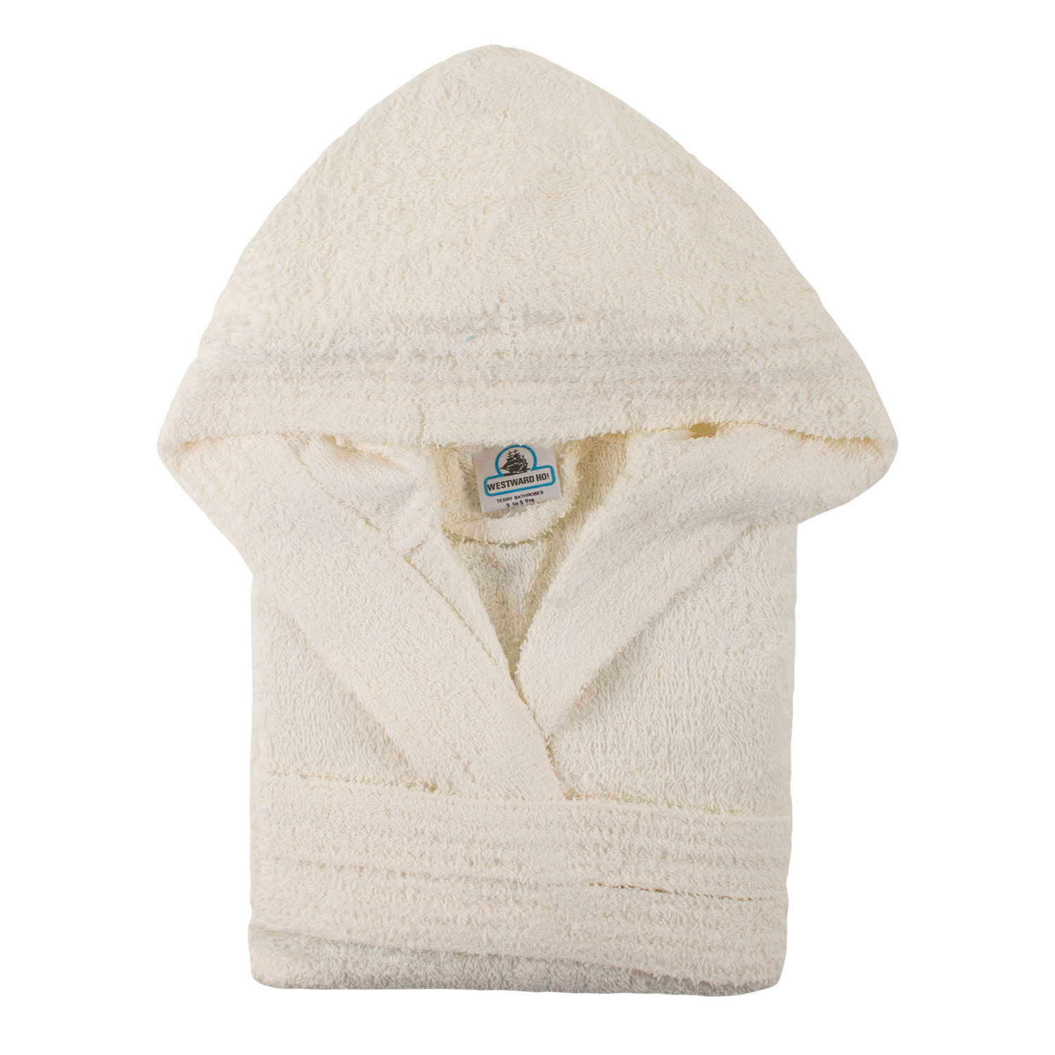 Children's Bathrobe with Hood
