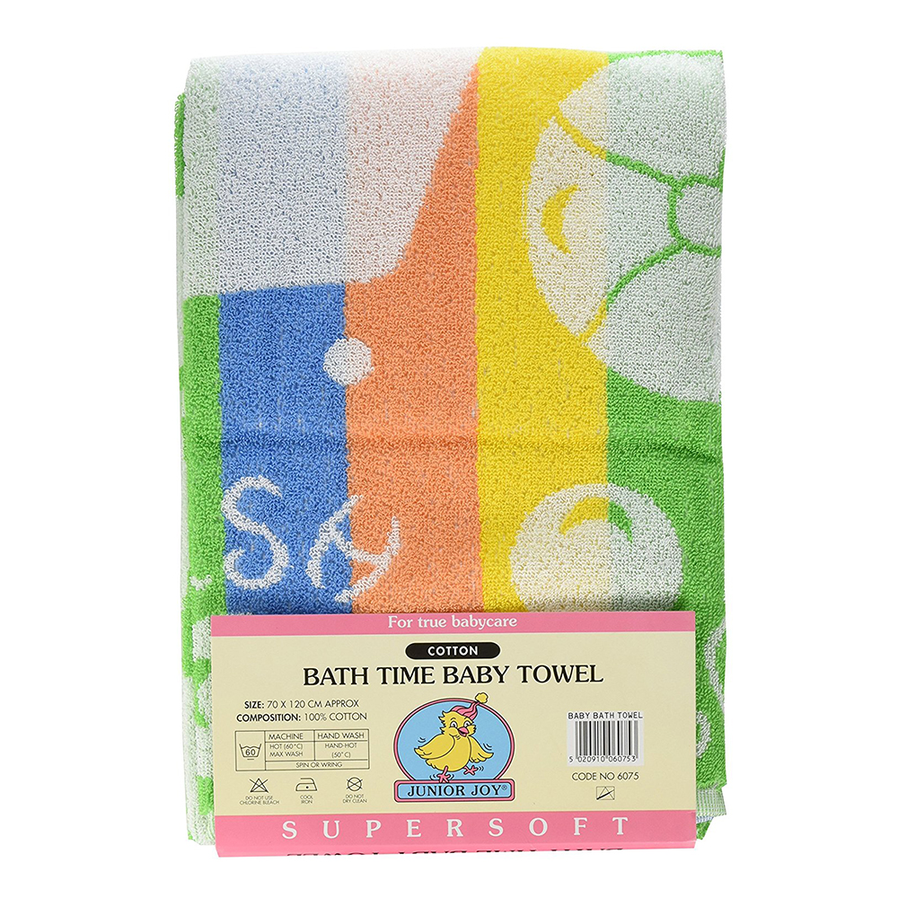 Junior Joy Baby Towel