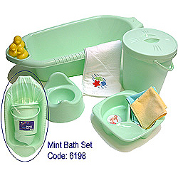 Junior Joy Nursery Bath Set