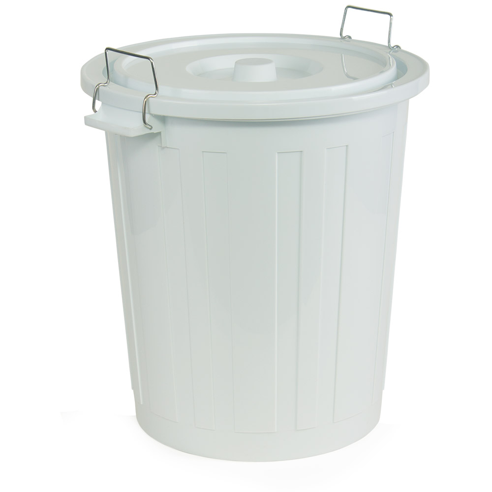 Junior Joy Large White Bin