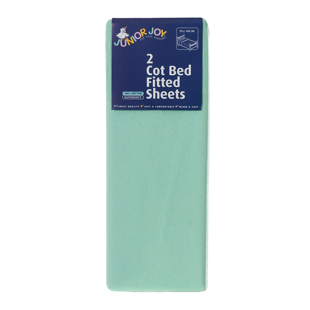 alami baby sheets junior joy cot bed fitted sheet. Black Bedroom Furniture Sets. Home Design Ideas