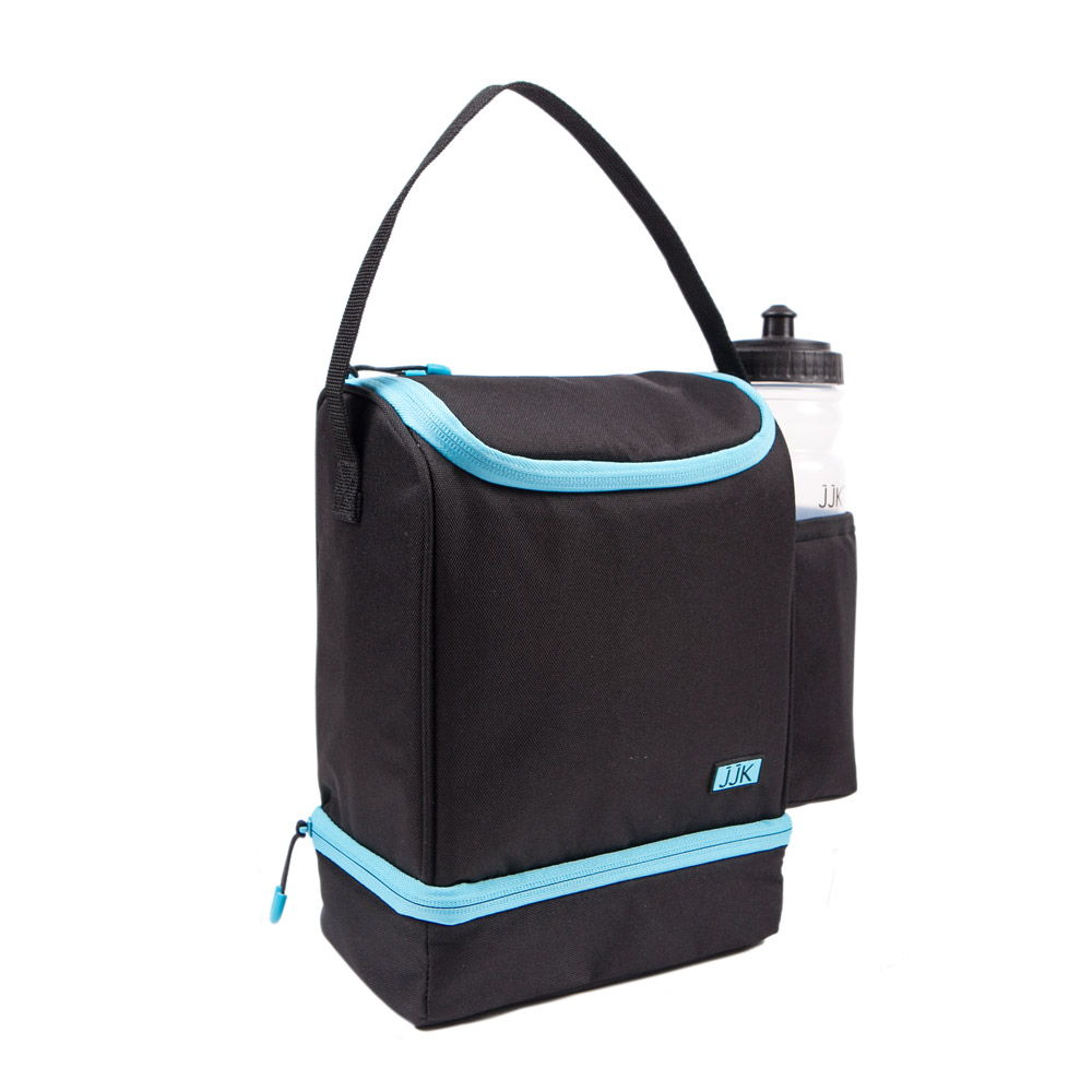 JJK Dual Compartment Lunch Bag and Bottle