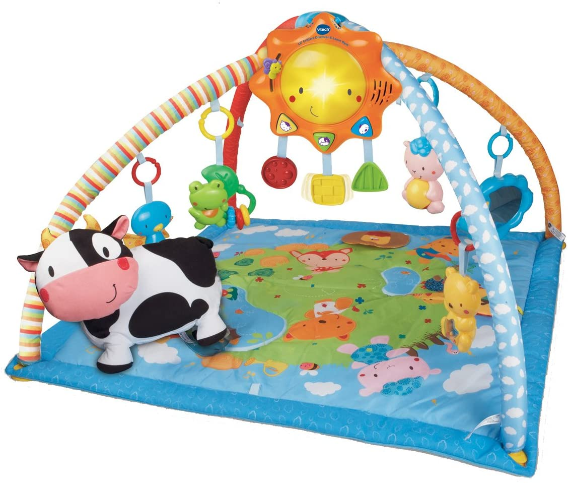 Vtech 2-in-1 Bouncer & Play Gym