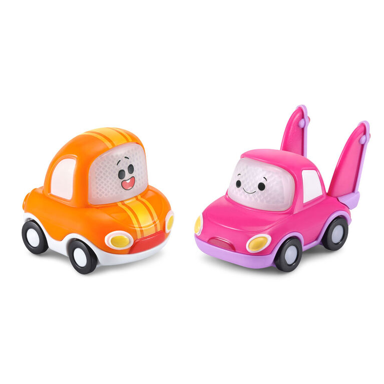 Vtech Toot-Toot Cory Carson® Mini Duo Vehicle pack (Cory & Frannie)
