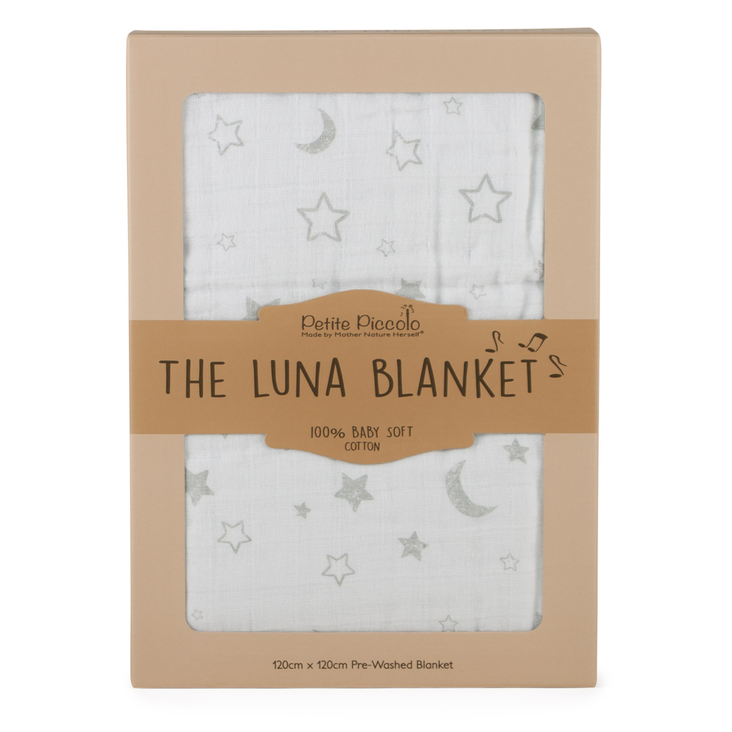 Petite Piccolo The Luna Blanket