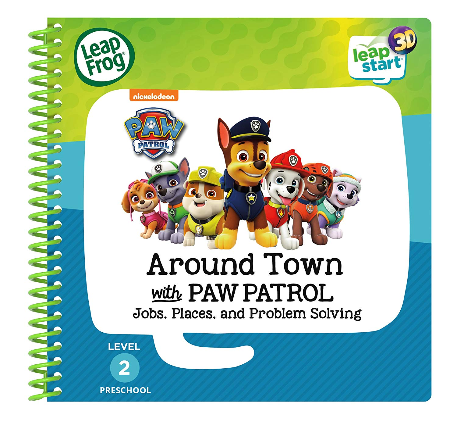 Leapfrog Paw Patrol Activity Book