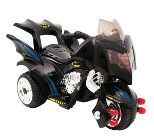 Batman 6v Battery Powered Bat Bike