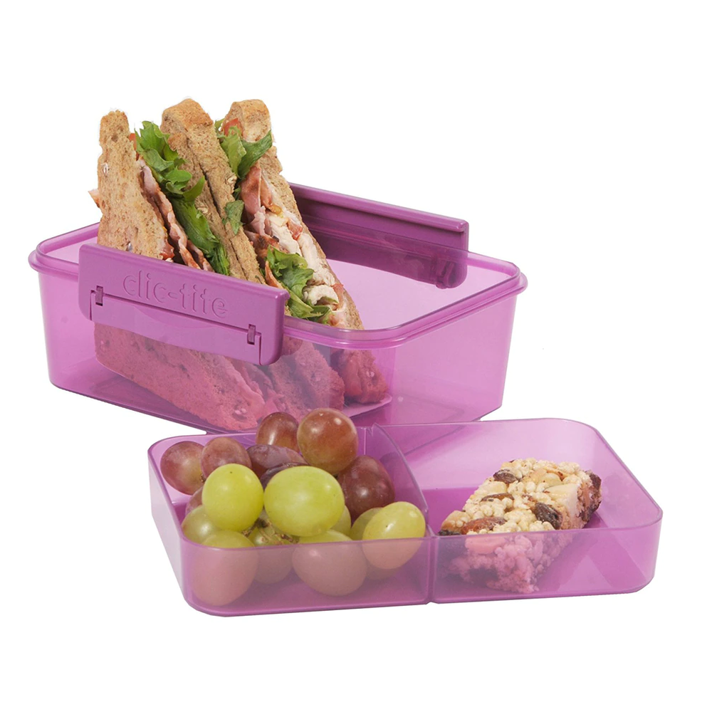 Clic -Tite Double Decker Sandwich Box
