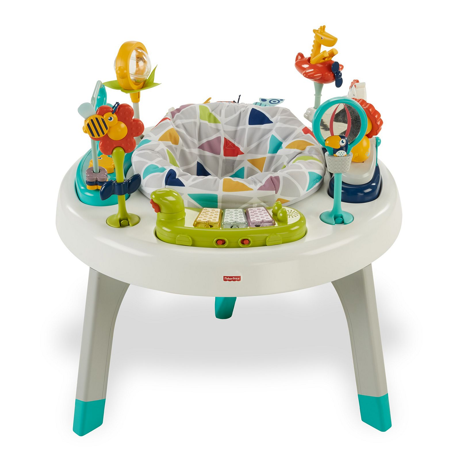 Fisher Price 2 in 1 Spin Activity Centre