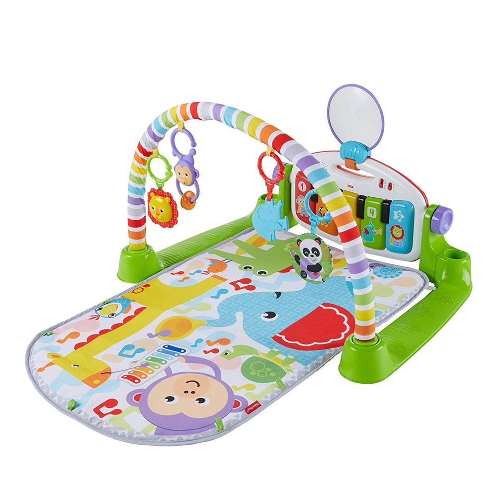 Fisher Price Deluxe Kick & Play Gym