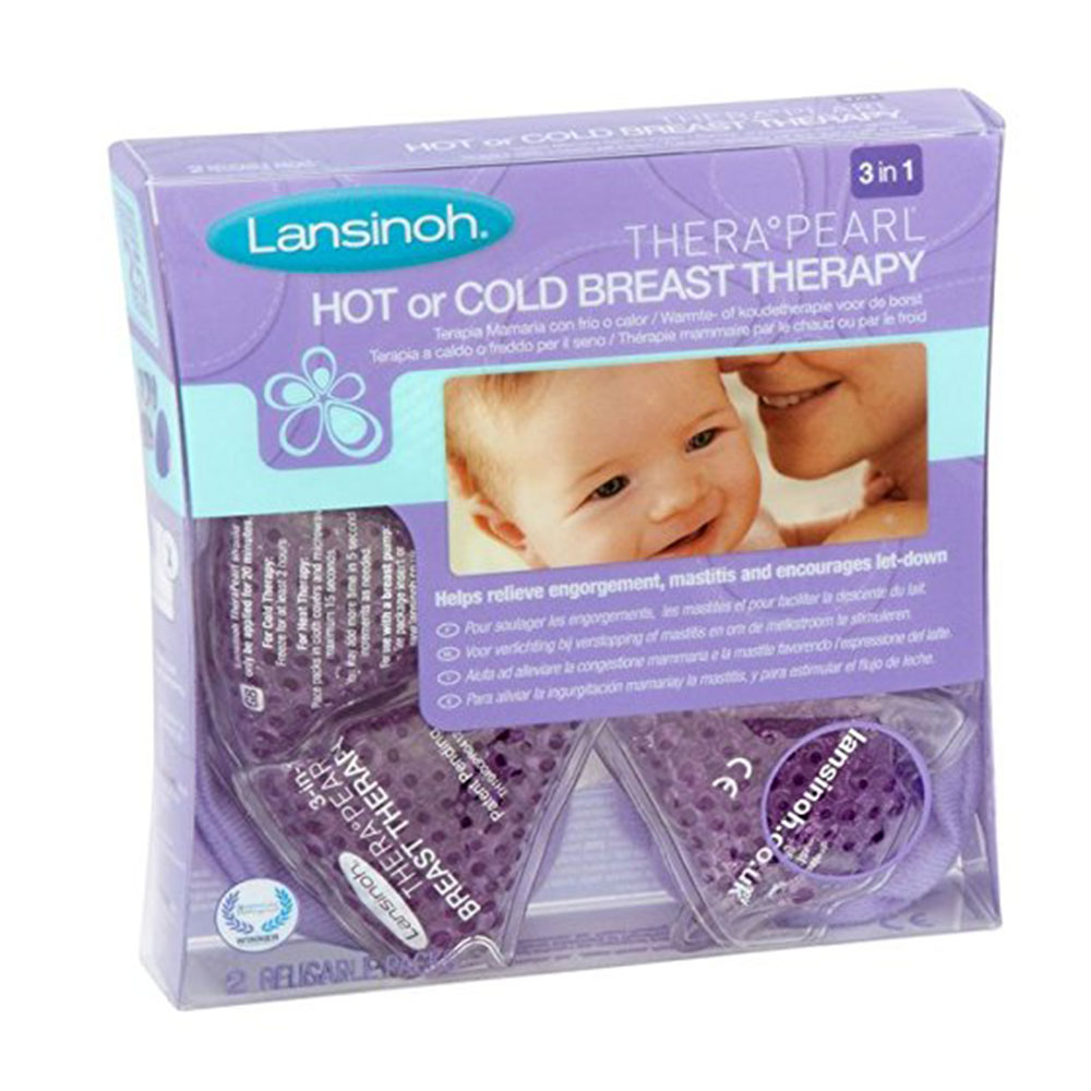 Lansinoh Hot or Cold Breast Pack
