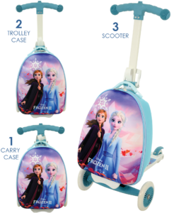 Frozen 2 3-in-1 Scootin' Suitcase
