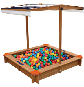 Hedstrom Play Sand and Ball Pit with Canopy 1