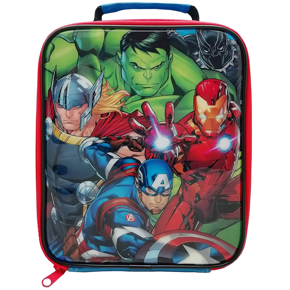 Polar Gear Marvel Avengers Classic Rectangular Lunch Bag
