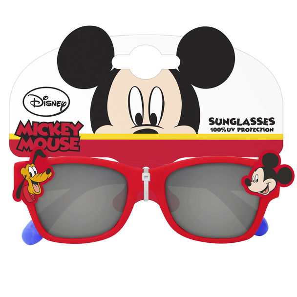Mickey Mouse Rubber Frame Sunglasseses