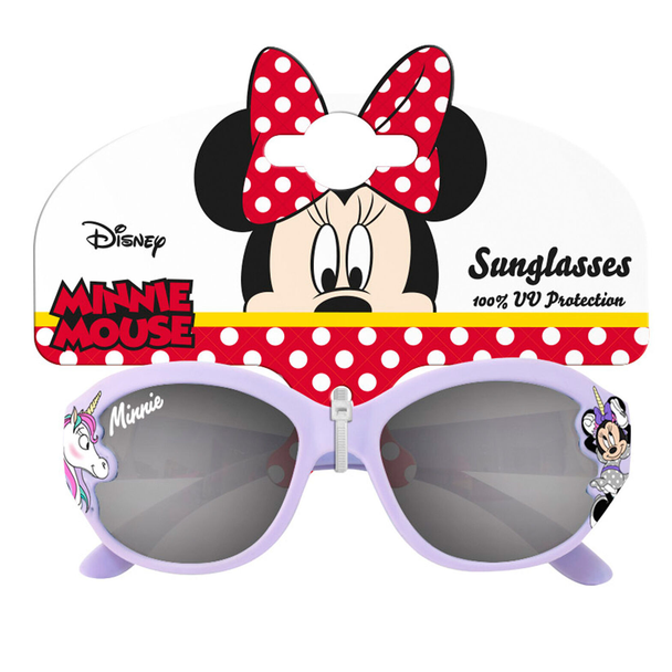 Minnie Mouse Rubber Sunglasses