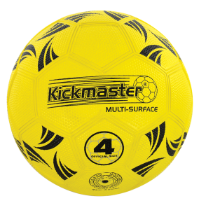 Kickmaster Multi Surface Ball Size 4
