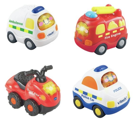 Vtech Toot-Toot Drivers Assortment CDU