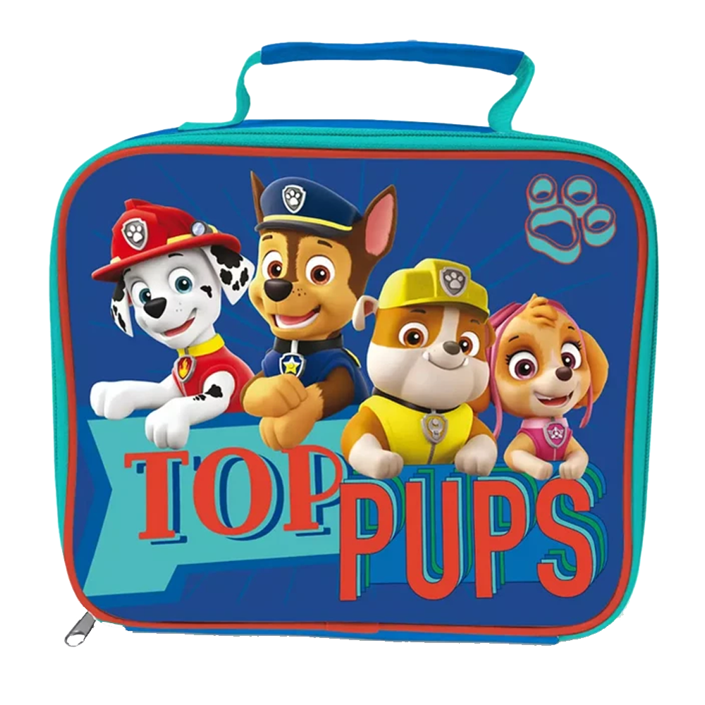 Polar Gear Paw Patrol Team 8D Lunch Bag