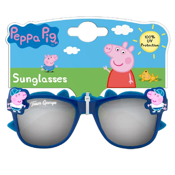 Peppa Pig Boys Moulded Nomad Sunglasses