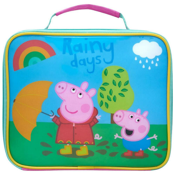Polar Gear Peppa Pig Perfect Day Rectangular Lunch Bag