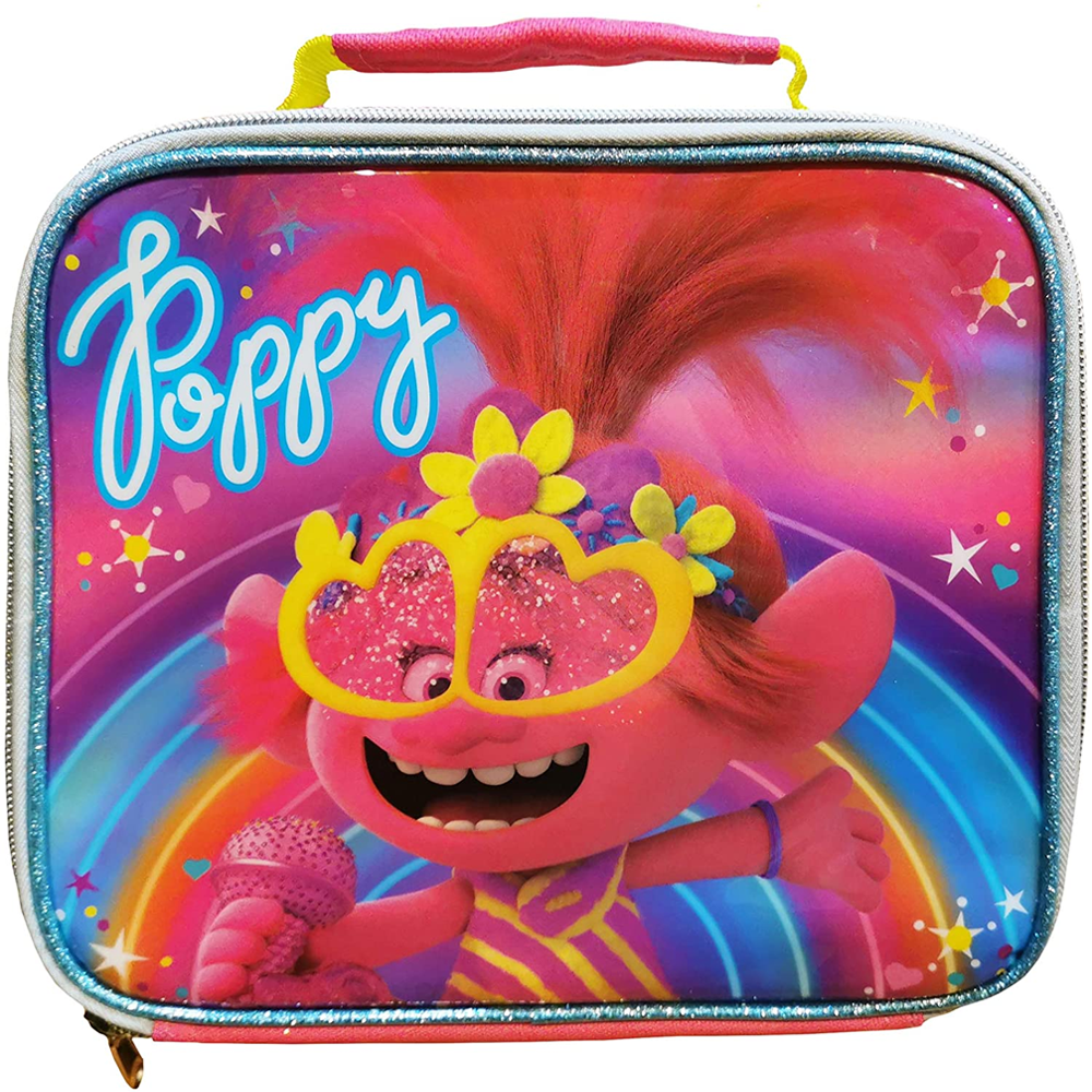 Polar Gear Trolls World Tour Sequin Lunch Bag
