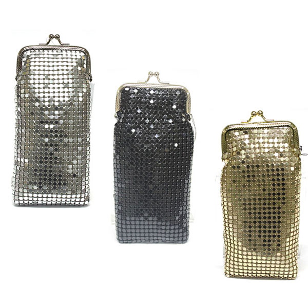Chainmail Spectacle Case